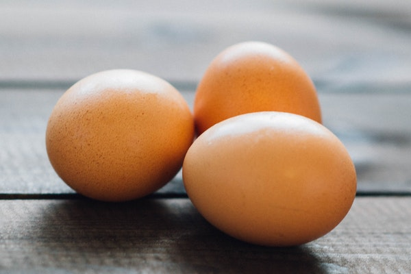 an egg protein makes it possible to create hydrogen
